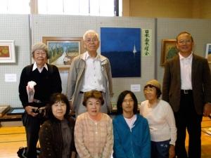 日本画木曜会 文化祭3