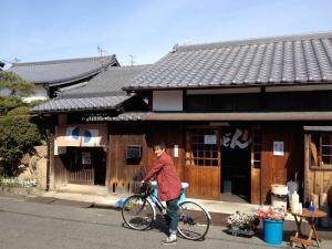 瀬戸内国際芸術祭 自転車
