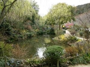 瀬戸内国際芸術祭 モネの庭