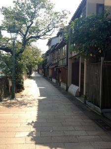 金沢富山 主計町茶屋街