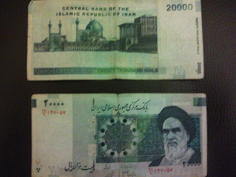 イラン通貨事情 ~リアルとトマ...