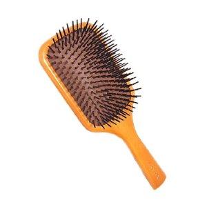 頭皮をマッサージできるヘアブラシ