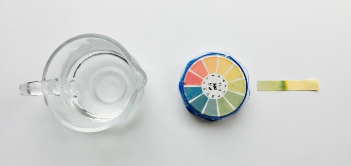 水道水ph値