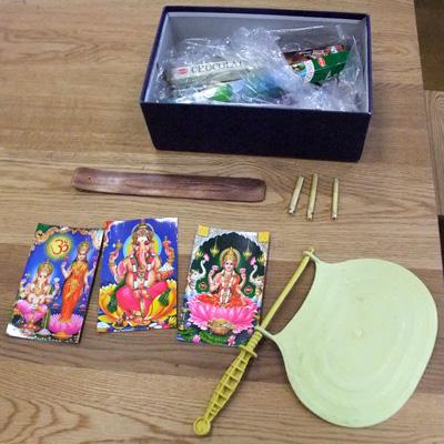 インドの日用品