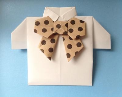 クリスマス 折り紙 折り紙 リボン : history.kubomi.com