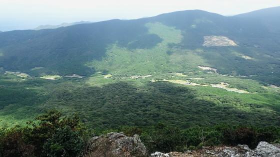 竜良山からの眺望