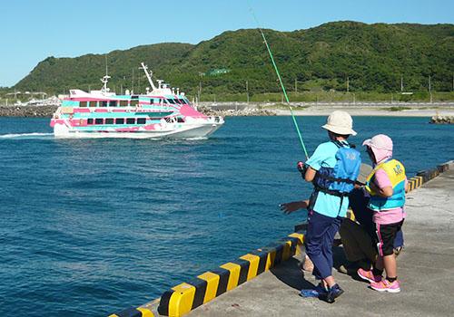 大漁と釣り