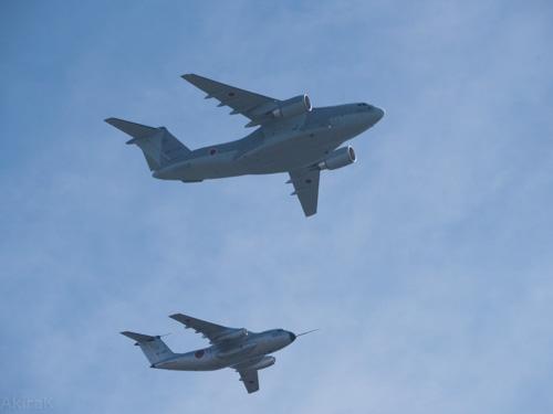 XC-2とC-1その2