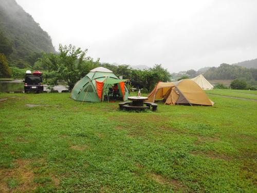 桃太郎公園キャンプ場