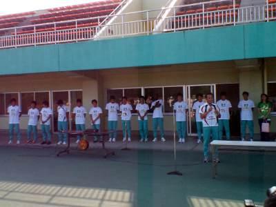 ヤクルトランニング教室05