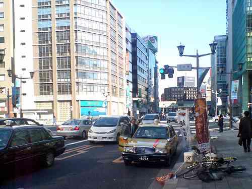 東京マラソン試走08