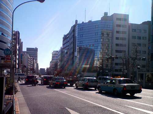 東京マラソン試走09