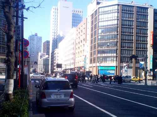 東京マラソン試走16