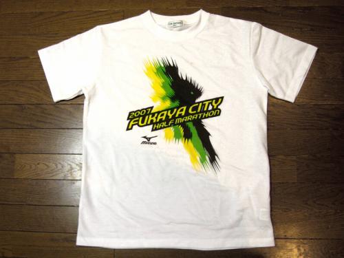 ふかやTシャツ