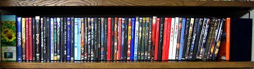 DVDコレクション…? 01