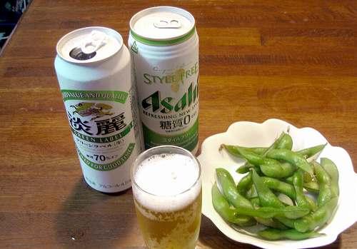 太らないビール!?