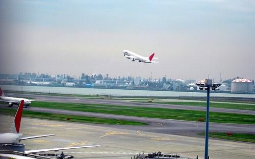 羽田空港ラン02