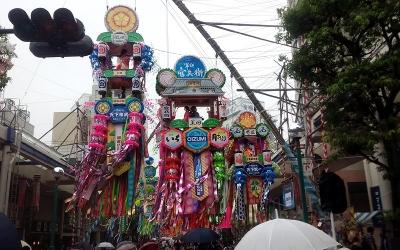 七夕祭りラン02