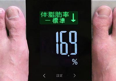 体重報告・11週間目+3週目(ラスト)