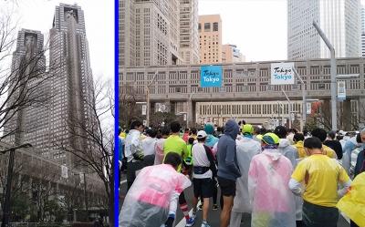 東京マラソン・詳細 - 43.53km