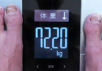 ダイエット4週間目
