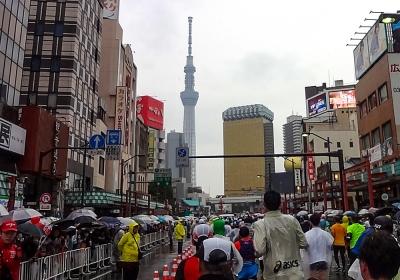 2019東京マラソン・詳細(後編)