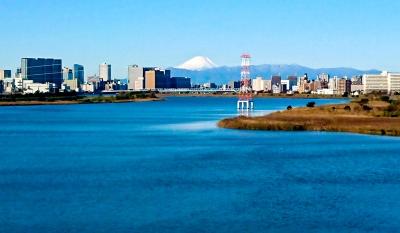 そうだ! 富士山を見に行こう♪