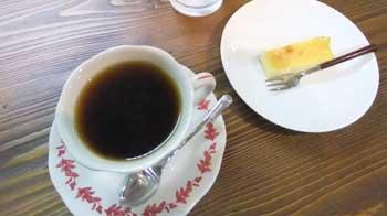 コーヒーとおまけ
