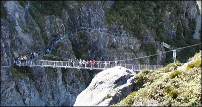 第二吊り橋