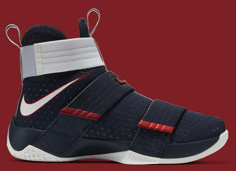 Nike Zoom LeBron Soldier 10 \