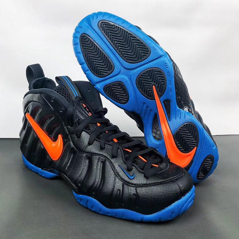 Nike Air Foamposite Pro Knicks 624041 010 Release Date