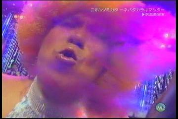 矢島美容室@Mステ 10/31 カメラにキス