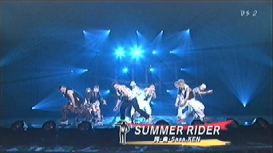 2009.07.26 NHK WEST WIND DA PUMP