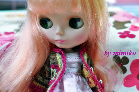 Mademoiselle Rose Bud の Hana ハナ