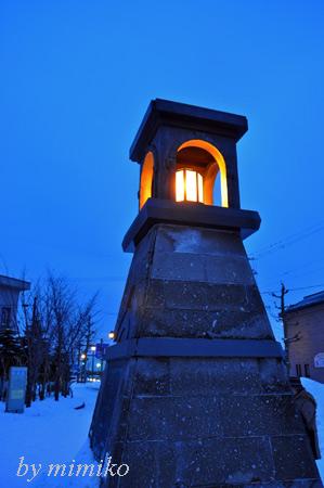小樽の夕暮れ…その一