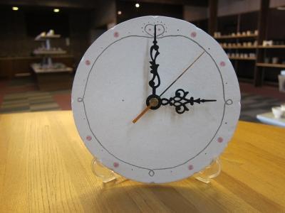 CERAMIC-STUDIO_GUKU_chika 時計