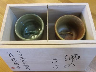 新林裕子さん酒のさかな