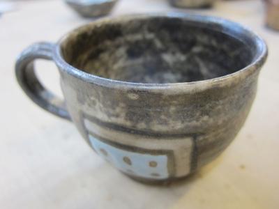コゲ茶マグ