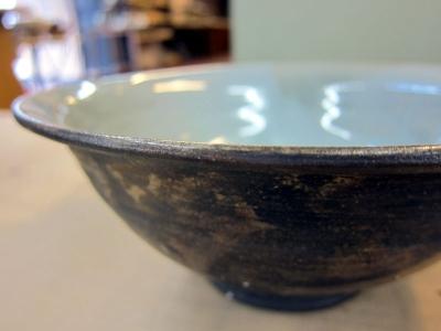 焼しめ鉢(どんぶりサイズ)