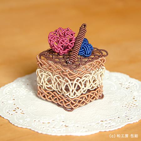 和工房 包結│チョコレートケーキ