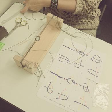 マクラメ,ワークショップ,教室,マクラメ編み,天然石