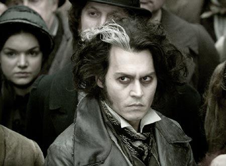 スウィニー・トッド フリート街の悪魔の理髪師