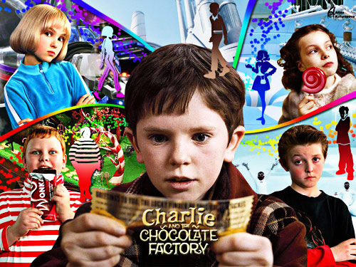 チャーリーとチョコレート工場