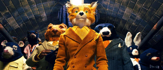ファンタスティックMr.FOX (FANTASTIC MR. FOX)