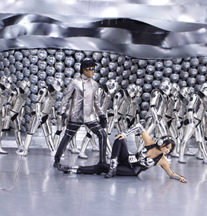Endhiran(Robot)