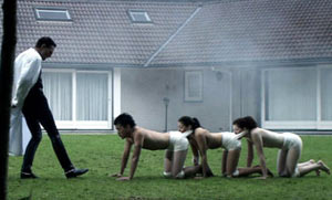 ムカデ人間(The Human Centipede (First Sequence))