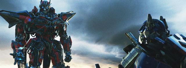 トランスフォーマー/ダークサイド・ムーン(Transformers: Dark of the Moon)