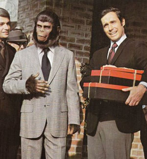 Escape from the Planet of the Apes/新・猿の惑星