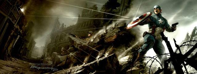 Captain America: The First Avenger/キャプテン・アメリカ ザ・ファースト・アベンジャー