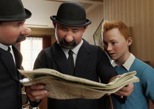 タンタンの冒険 ユニコーン号の秘密/The Adventures of Tintin: The Secret of the Unicorn